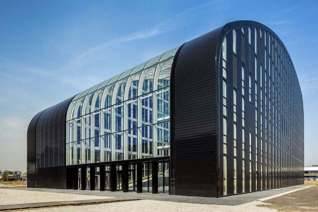 Пассивный офис Управления окружающей среды в Брюсселе