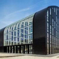 «Пассивный» офис Управления окружающей среды в Брюсселе