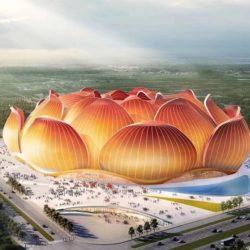 В Китае начато строительство самого большого стадиона в мире