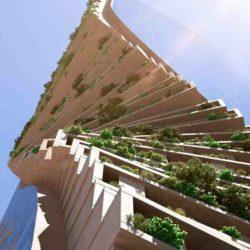 В Мельбурне строят вертикальный мегаполис по проекту UNStudio