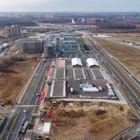В Москве ведется строительство еще 13 медицинских корпусов
