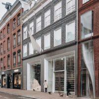 Впечатляющая реконструкция фасада по проекту UnStudio