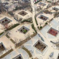 Яодун — традиционные подземные дома в Китае