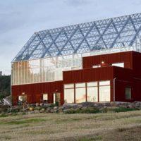 Дома-теплицы: исследование энергоэффективной архитектуры