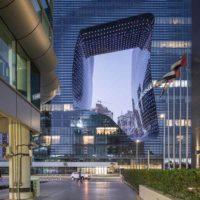 Фантастические фасады «Opus» в Дубае