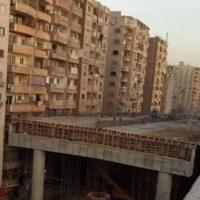 Немного о строительстве автомобильных эстакад в Египте