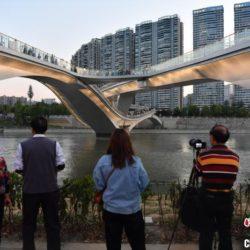Новый мост в городе Чэнду