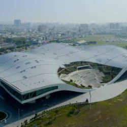 Weiwuying – крупнейший в мире центр искусств