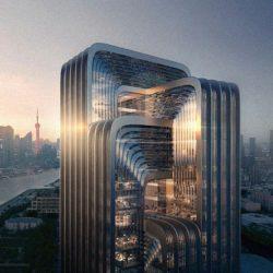 Zaha Hadid Architects проектирует одно из самых технологичных зданий в мире