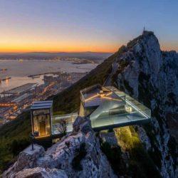 Демилитаризация: впечатляющая смотровая площадка вместо платформы зенитных орудий в Гибралтаре