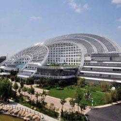 Sundial — крупнейшее в мире офисное здание на солнечной энергии