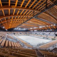 Центр спортивной гимнастики Олимпийских игр в Токио