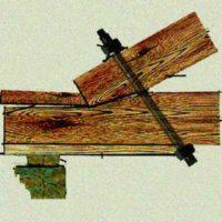 Конструкции из дерева и пластмасс. Подборка технической литературы