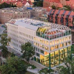 Реконструкция исторического здания во Вроцлаве (Польша) по проекту MVRDV