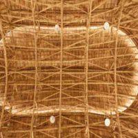 Спортивная школа с каркасом из бамбука на Тайланде