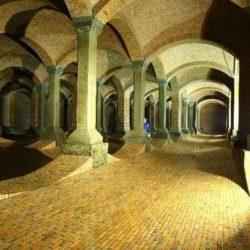 «Podziemna Katedra» — удивительное инженерное сооружение в Лодзе