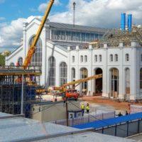 Реконструкция ГЭС-2 под культурный и образовательный кластер в Москве