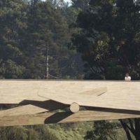 В Италии строят деревянный мост по схемам Леонардо да Винчи