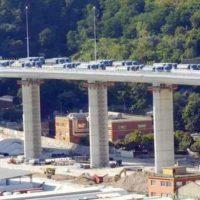 В Италии тестируют новый Генуэзский мост