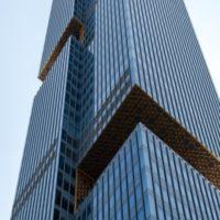 В Шэньчжэне завершено строительство небоскреба с «небесными палубами»