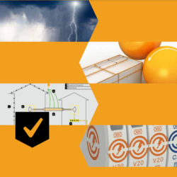 Материалы для проектирования систем молниезащиты и заземления от компании OBO BETTERMANN