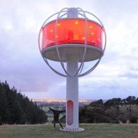 SkySphere — частный дом-башня в Новой Зеландии