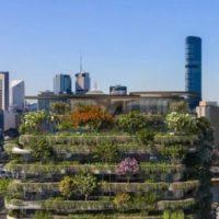 В Австралии строят «самое зеленое» жилое здание в мире