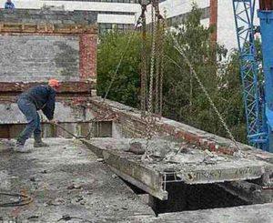 Разборка и демонтаж зданий, сооружений и конструкций. Подборка типовых технологических карт