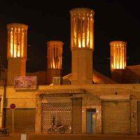 Бадгиры — сооружения для вентиляции зданий и кондиционирования воздуха в древнем Иране