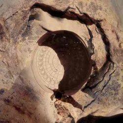 Проект подземного отеля в Саудовской Аравии