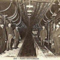 Историческая канализация Парижа