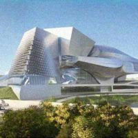 Новый музейно-театральный комплекс Кемерово