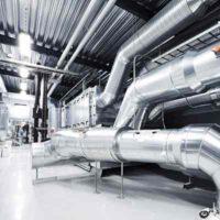 Вентиляция промышленных зданий и сооружений. Подборка технической литературы