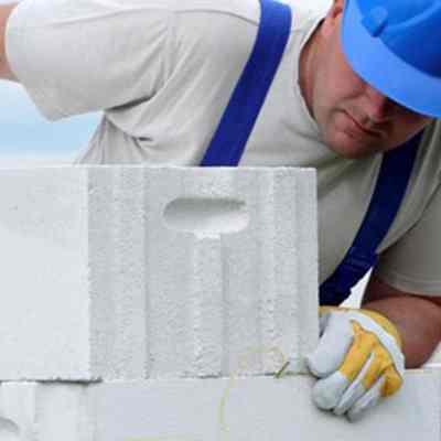 Ячеистый бетон и газобетон