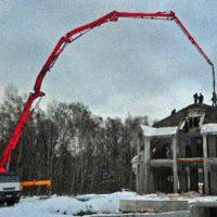 Зимнее бетонирование и электрообогрев бетона. Подборка типовых технологических карт