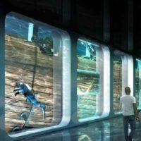 В Нидерландах строят необычный музей вокруг затонувшего судна