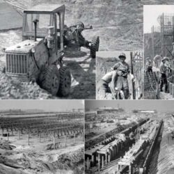 Из опыта разработки строительной проектной документации в СССР. Строительство ВАЗ