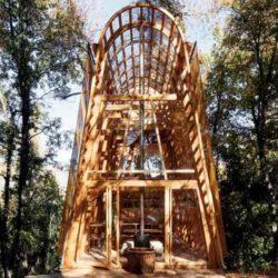 La Invernada — небольшой деревянный дом в Чили