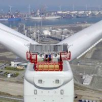 Насколько эффективны современные ветроэлектростанции?