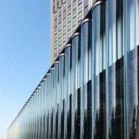 Невероятный фасад из стеклянных труб нового художественного и культурного центра K11 MUSEA в Гонконге