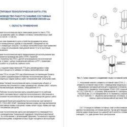 ТТК. Производство работ по забивке составных железобетонных свай сечением 350х350
