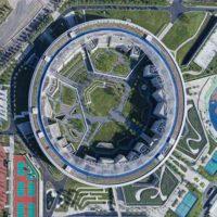 Семь известных зданий в форме кольца
