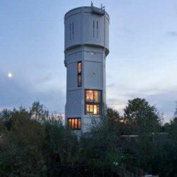 Лучшая реконструкция водонапорной башни по версии Watertowerprize 2020