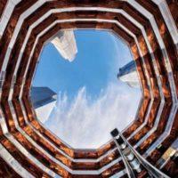 Популярное арт-сооружение «Vessel», возведенное в Нью-Йорке в 2019 году по проекту Heatherwick Studio закрывается на реконструкцию