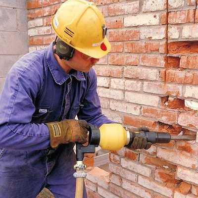 Ремонт, усиление и разборка кирпичных стен. Подборка типовых технологических карт