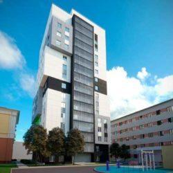 Общежитие на 300 мест | Экономически эффективная проектная документация повторного использования