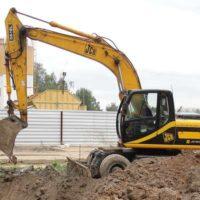 Особенности выполнения земляных работ в условиях реконструкции производственных зданий и сооружений