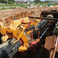 Перекладка существующих инженерных сетей в рамках реконструкции производственных зданий и сооружений