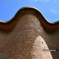 Церковь в Уругвае — шедевр кирпичной архитектуры 1960х