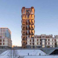 «Медное» здание в Екатеринбурге